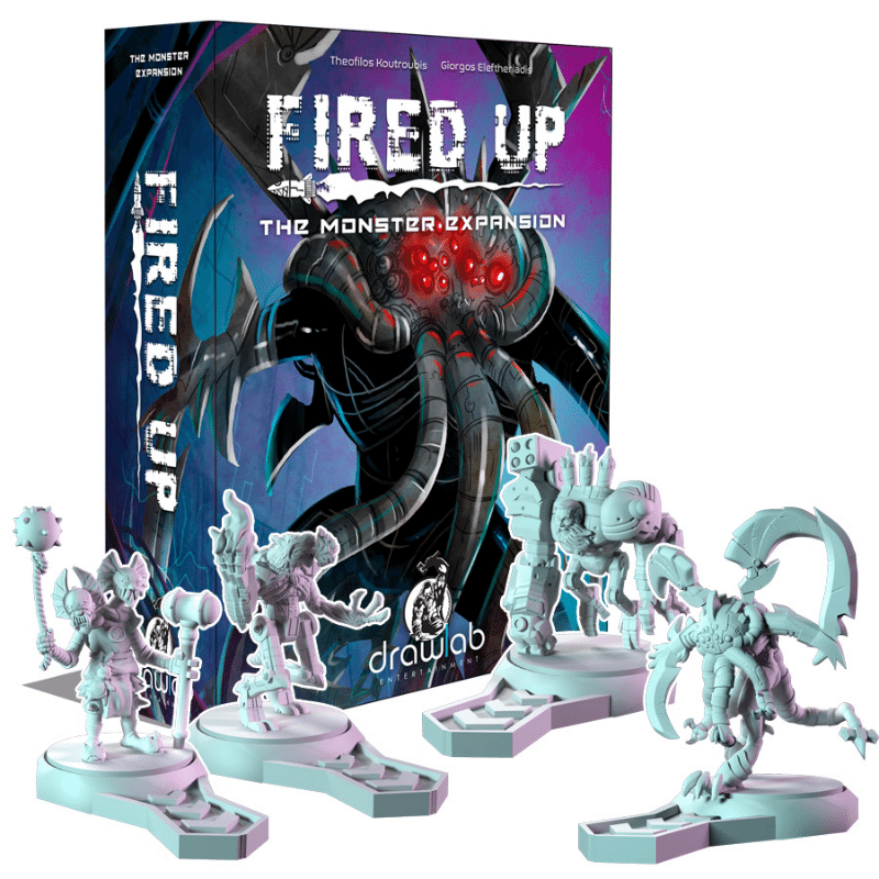 Fired Up: Monster (PRE-ORDER)