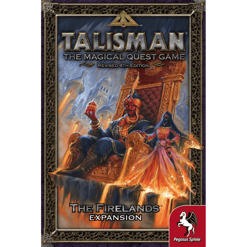 Talisman: The Firelands (Expansion)