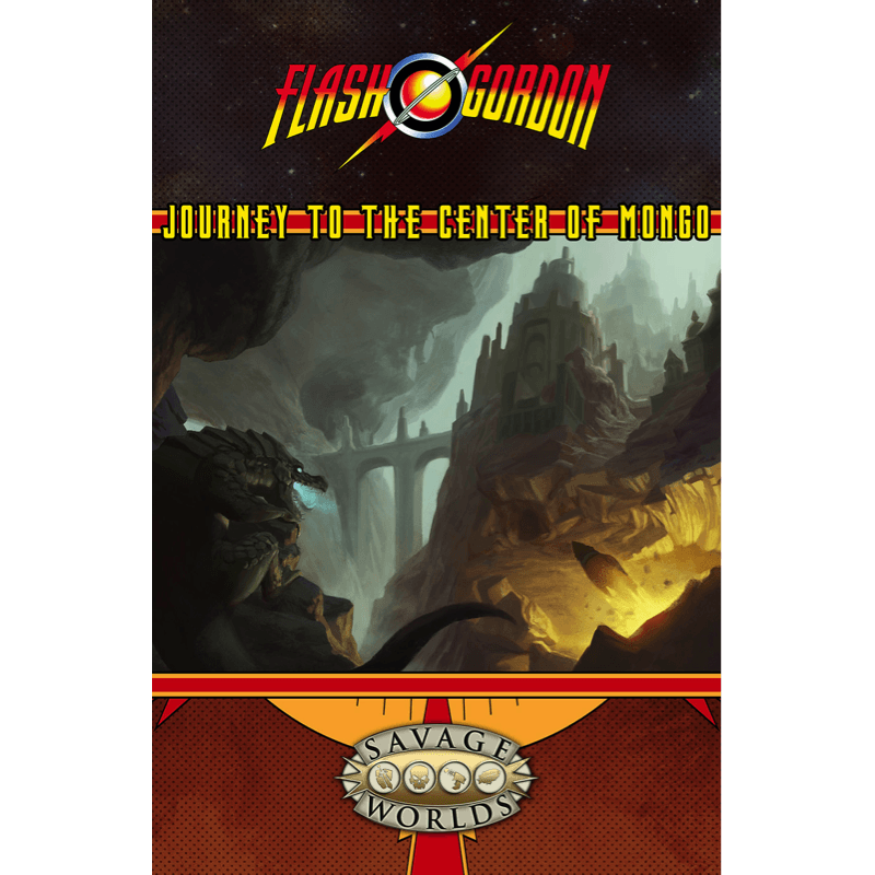 Flash Gordon RPG: GM Screen