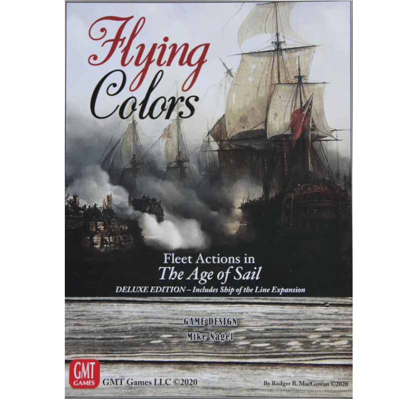 Flying Colors (Deluxe Third Edition)