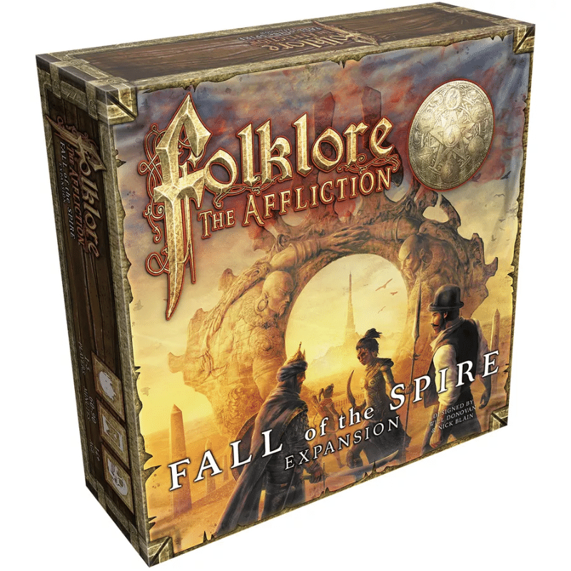 Folklore: The Affliction – Fall of the Spire (PRE-ORDER)