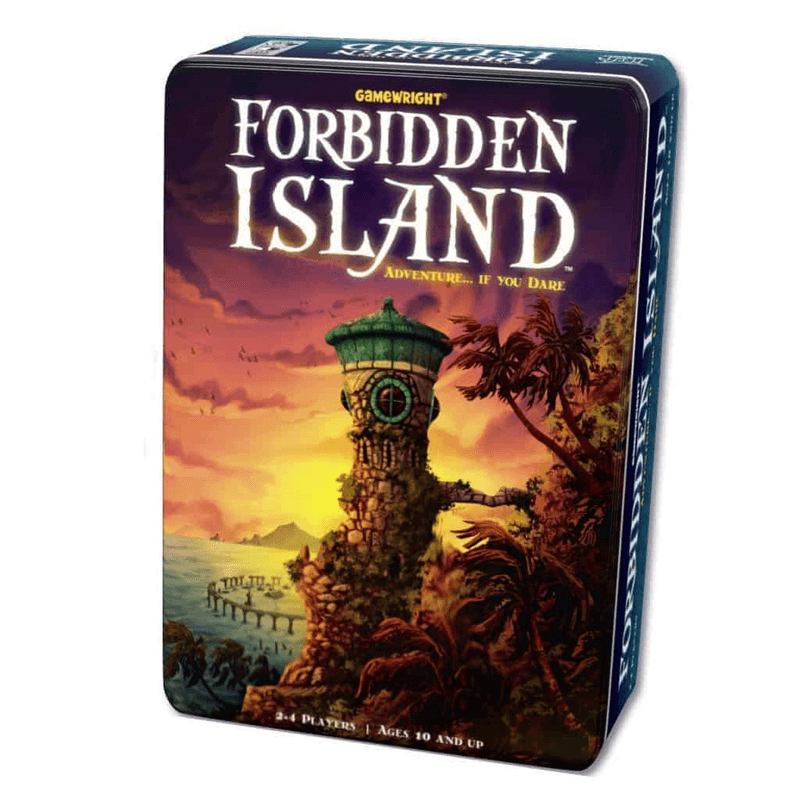 Forbidden Island - Thirsty Meeples