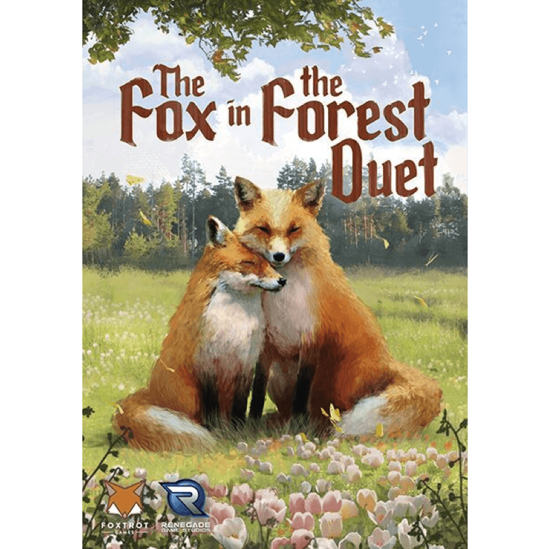 The Fox in the Forest Duet (PRE-ORDER)