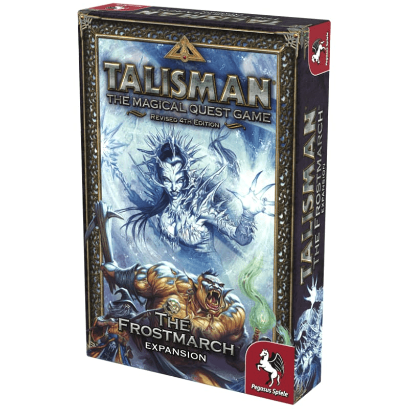 Talisman: The Frostmarch (Expansion)