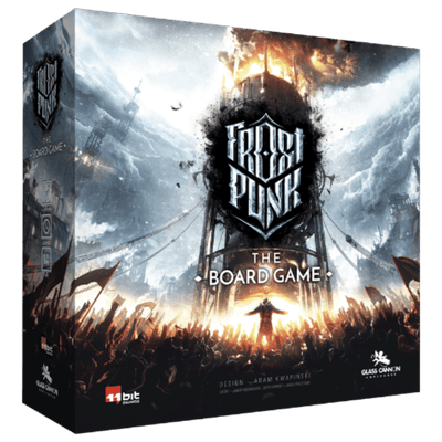 Frostpunk: The Board Game (PRE-ORDER)