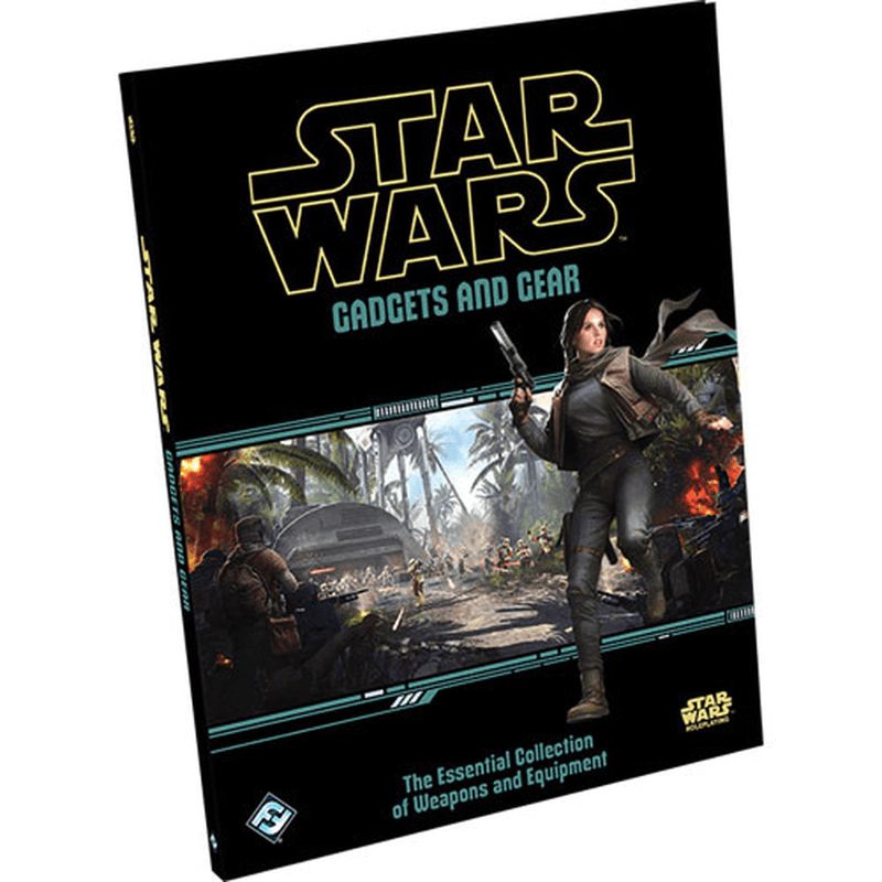 Star Wars Roleplaying: Gadgets and Gear (PRE-ORDER)