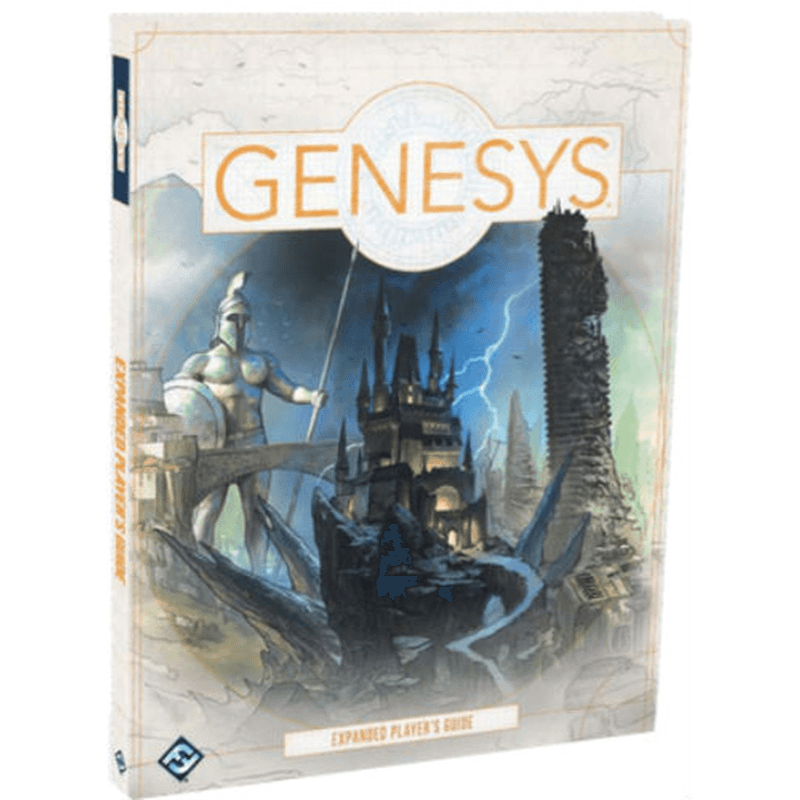 Genesys RPG: Expanded Player's Guide (PRE-ORDER)