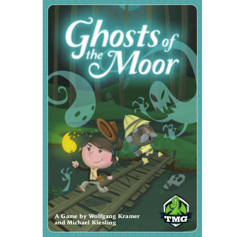 Ghosts of the Moor