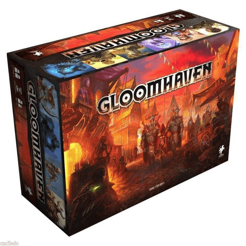 Gloomhaven (PRE-ORDER)