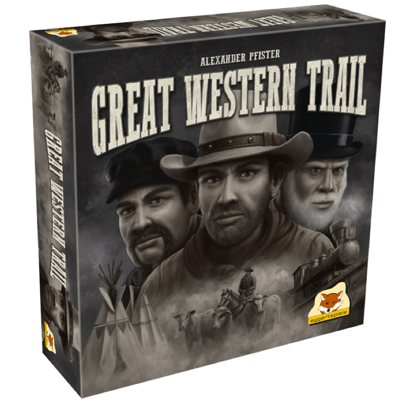 Great Western Trail - Thirsty Meeples