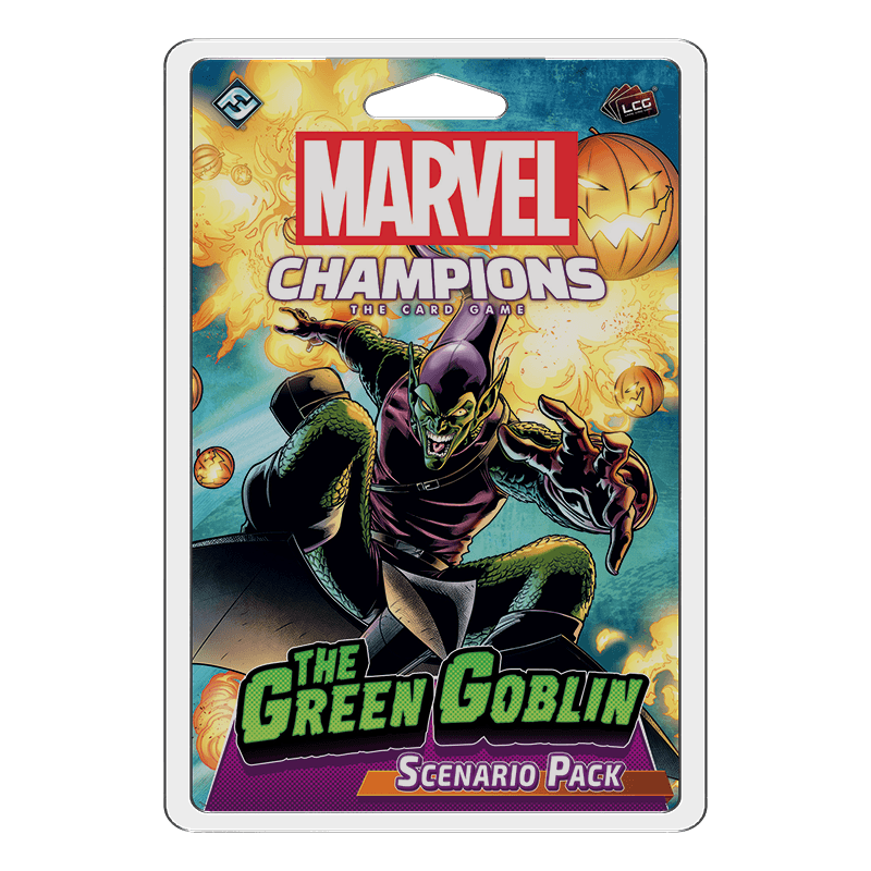 Marvel Champions: The Card Game – The Green Goblin (Scenario Pack) (PRE-ORDER)