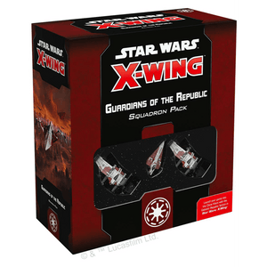 Star Wars: X-Wing (Second Edition) – Guardians of the Republic Squadron Pack (PRE-ORDER)