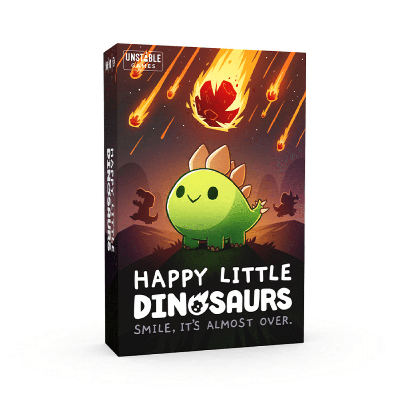 Happy Little Dinosaurs (PRE-ORDER)