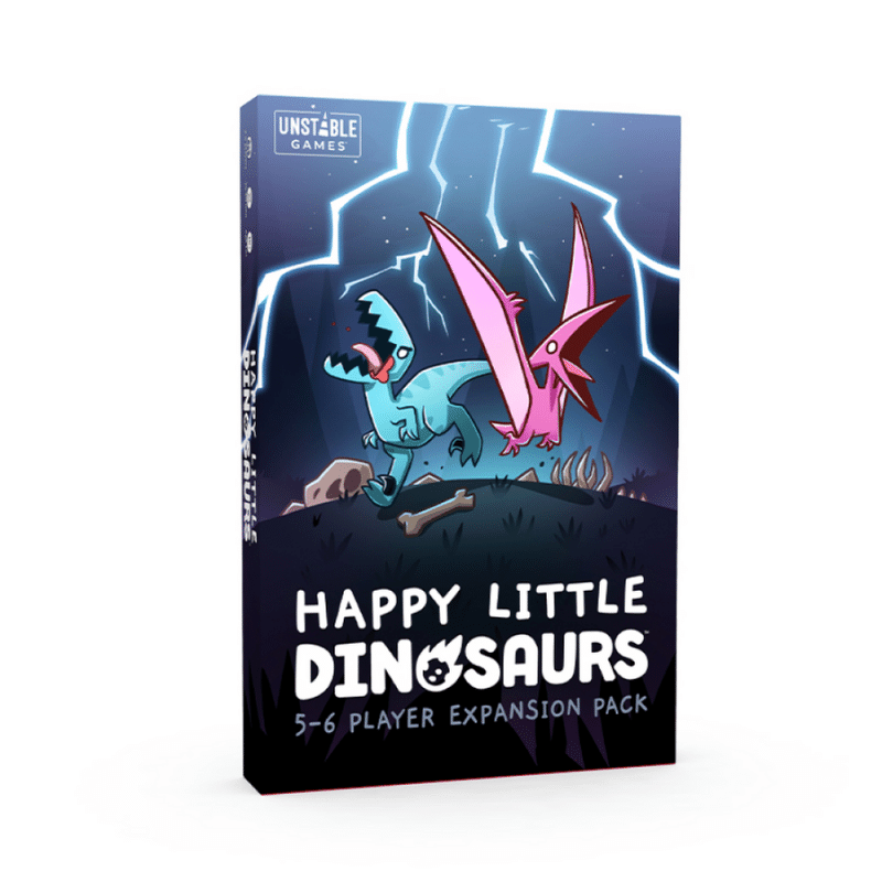 Happy Little Dinosaurs: 5-6 Player Expansion (PRE-ORDER)