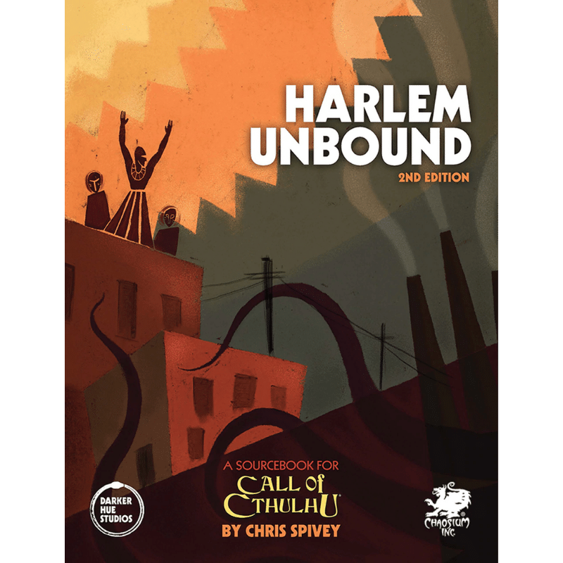Call of Cthulhu: Harlem Unbound (2nd Edition)