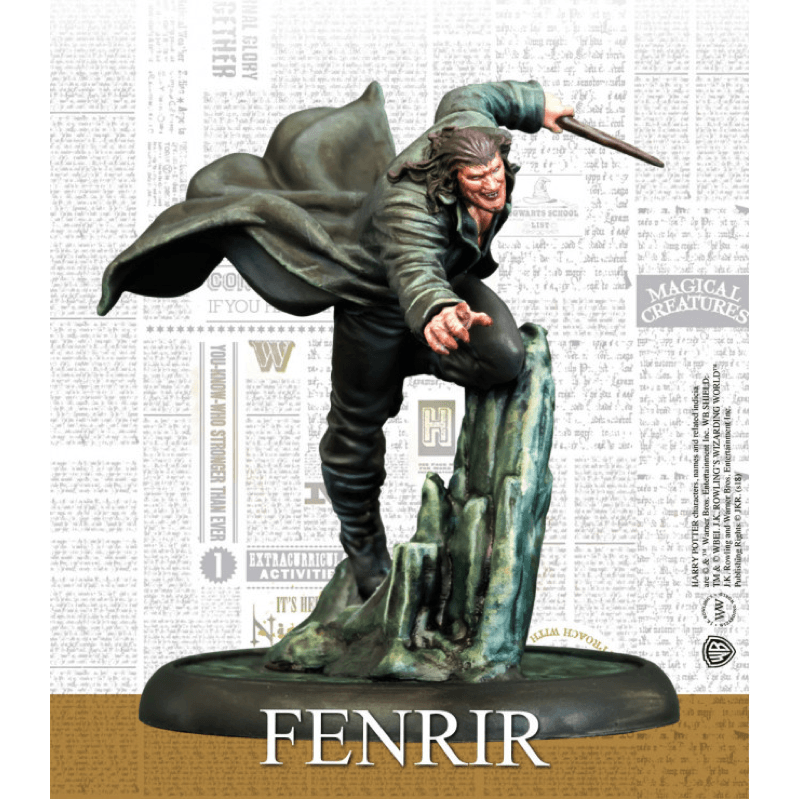 Harry Potter Miniatures Adventure Game: Fenrir
