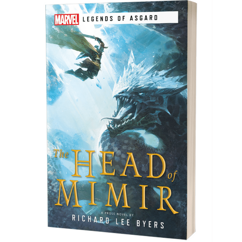 The Head of Mimir - A Legends of Asgard Novel (PRE-ORDER)