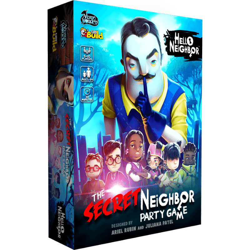 Hello Neighbor: The Secret Neighbor Party Game (PRE-ORDER)