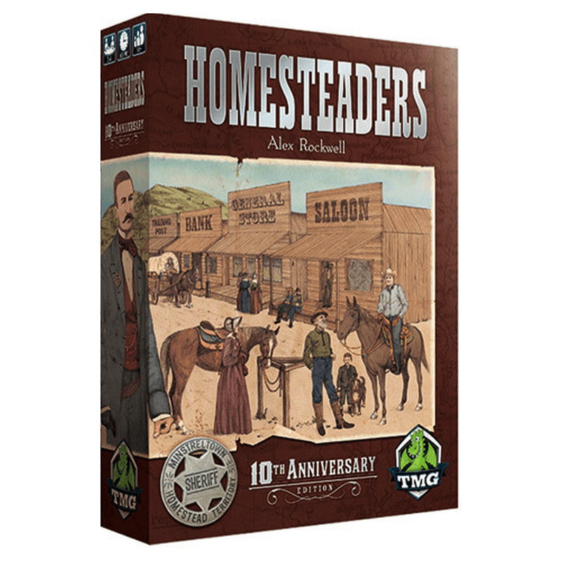 Homesteaders: 10th Anniversary Edition