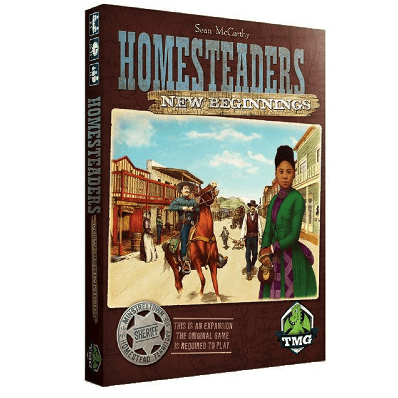 Homesteaders: New Beginnings