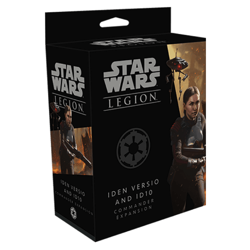 Star Wars: Legion – Iden Versio and ID10 Commander Expansion