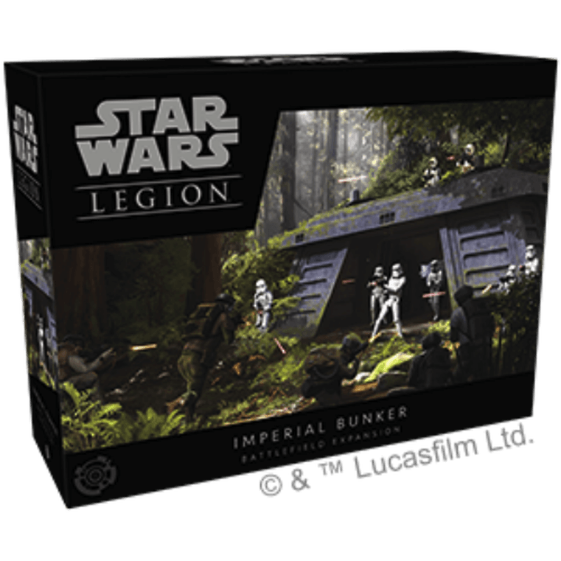 Star Wars: Legion – Imperial Bunker Battlefield Expansion (PRE-ORDER)