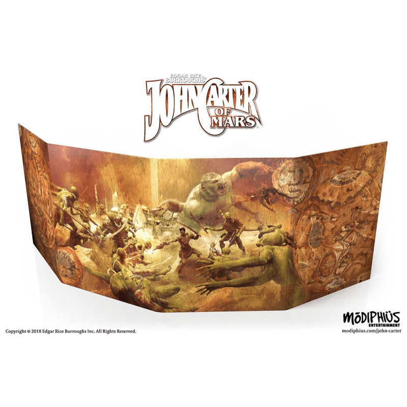 John Carter of Mars RPG: Narrator's Toolkit