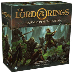The Lord of the Rings: Journeys in Middle-earth (PRE-ORDER)