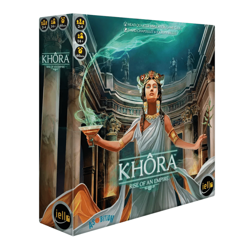 Khôra: Rise of an Empire (PRE-ORDER)