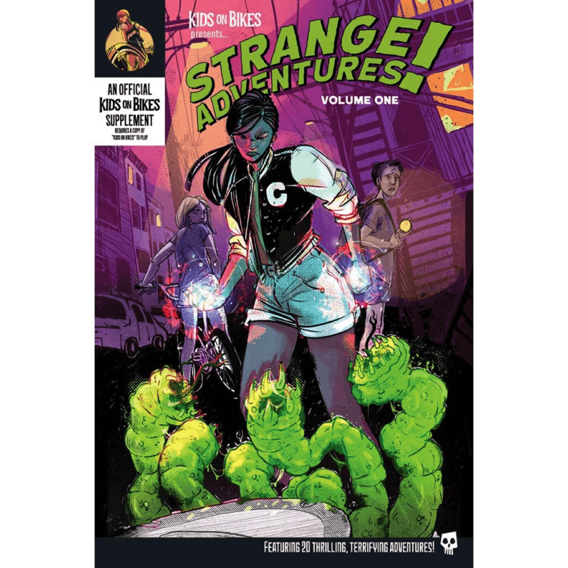 Kids on Bikes: Strange Adventures Volume 1 (PRE-ORDER)