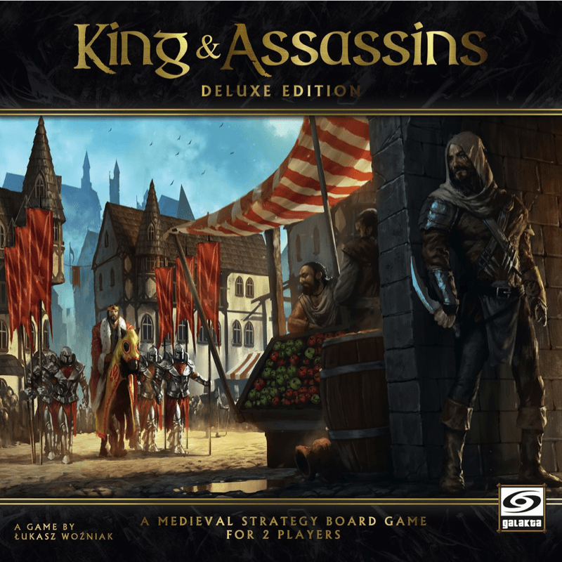 King & Assassins Deluxe Edition (PRE-ORDER)