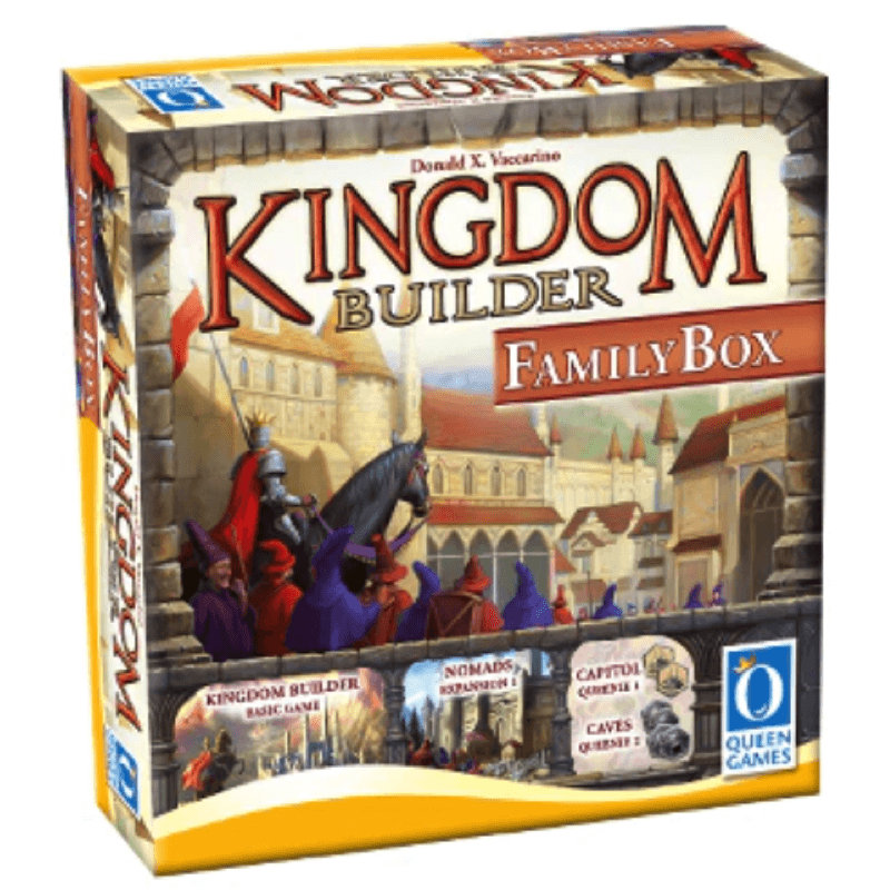 Kingdom Builder: Family Box (PRE-ORDER)