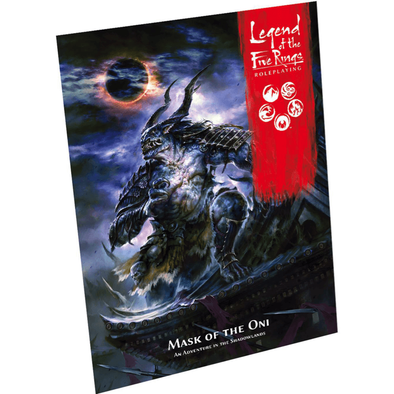 Legend of the Five Rings Roleplaying Game: Mask of the Oni