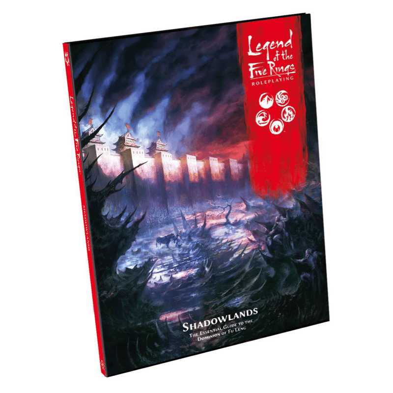 Legend of the Five Rings Roleplaying Game: Shadowlands