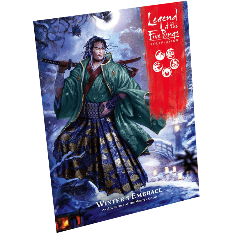 Legend of the Five Rings Roleplaying Game: Winter's Embrace (PRE-ORDER)