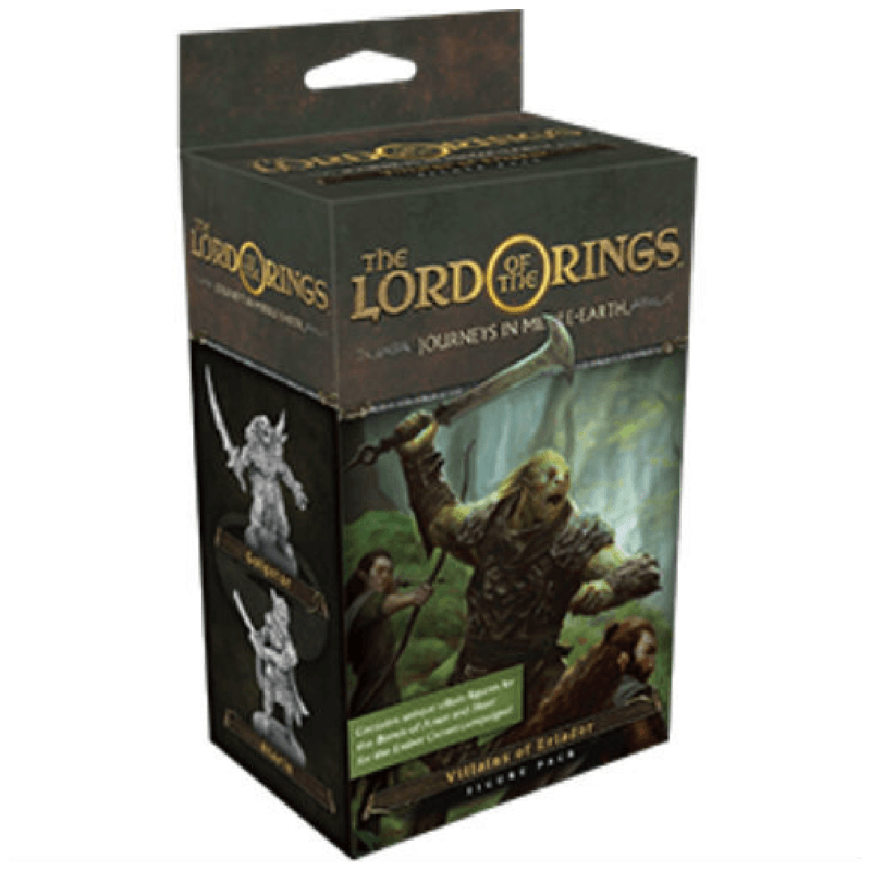 The Lord of the Rings: Journeys in Middle-earth – Villains of Eriador Figure Pack (PRE-ORDER)