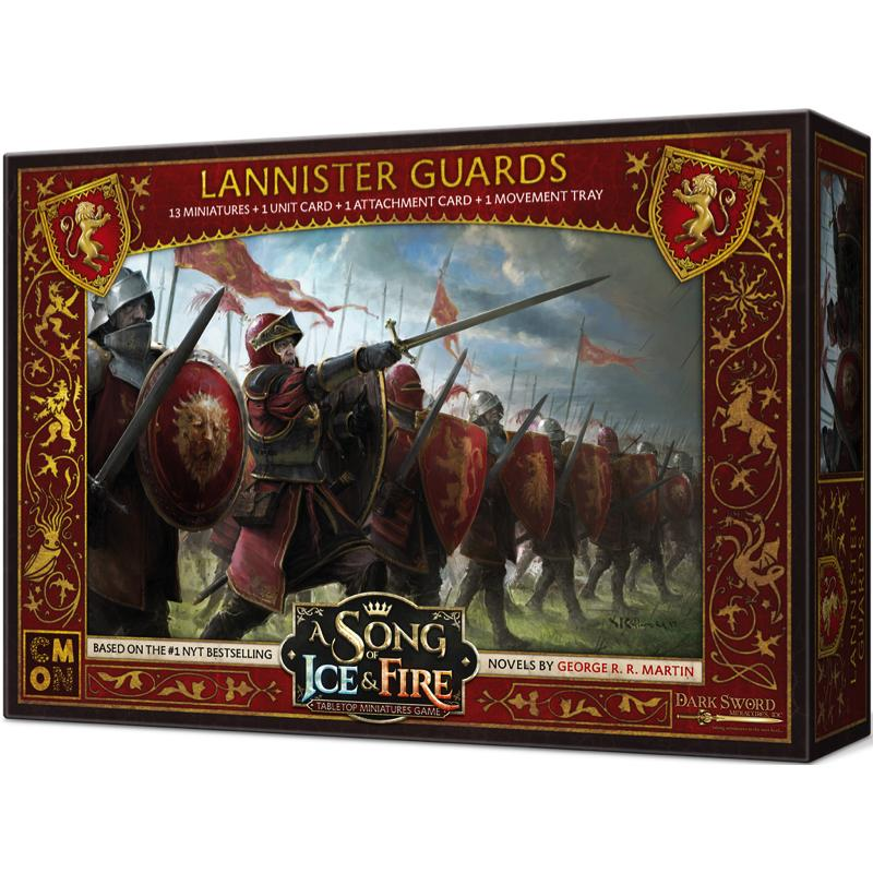 A Song of Ice & Fire: Lannister Guards