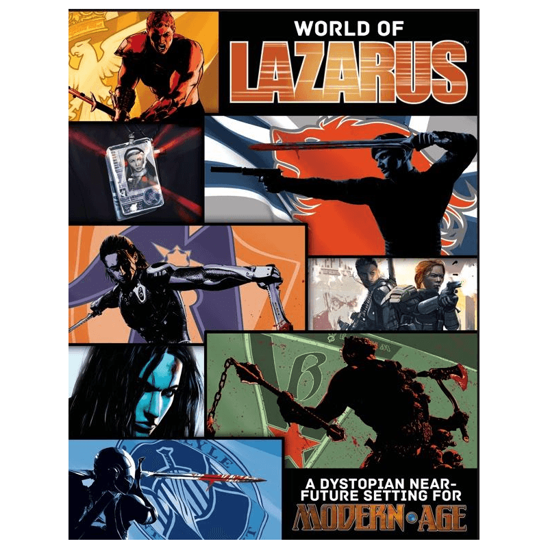 The World of Lazarus