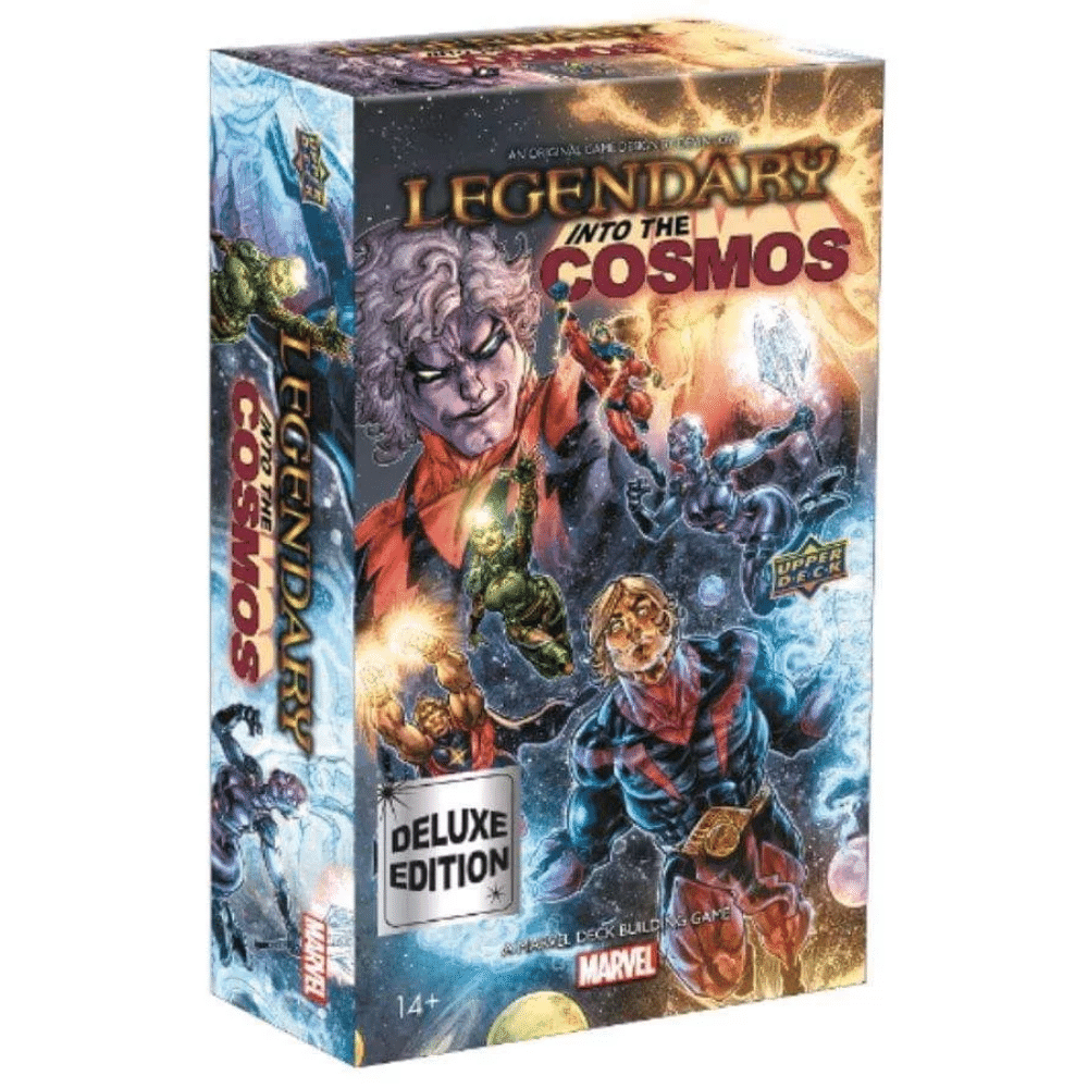 Legendary: A Marvel Deck Building Game – Into the Cosmos (PRE-ORDER)