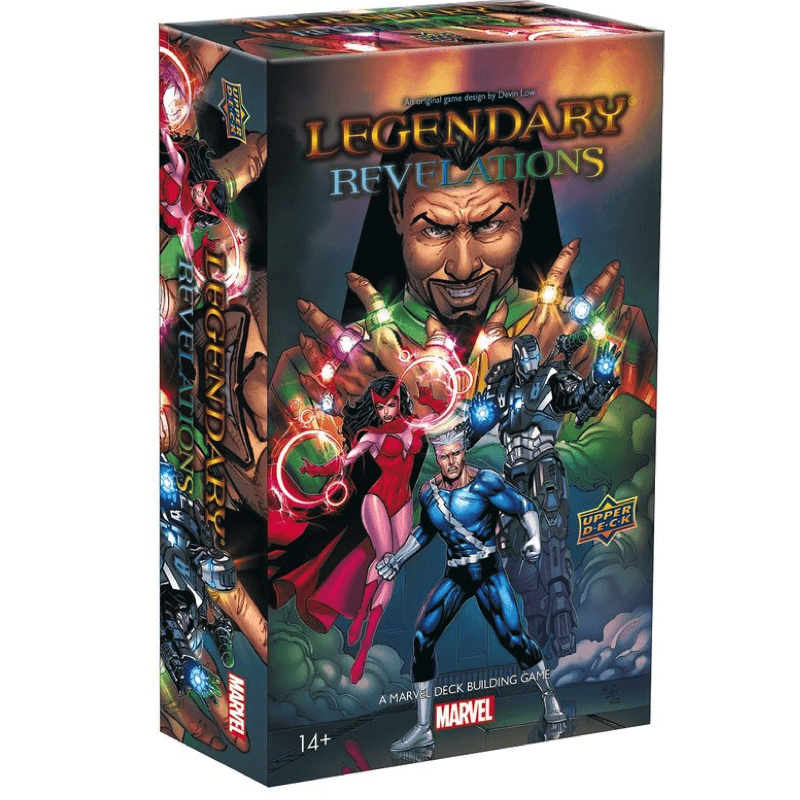 Legendary: A Marvel Deck Building Game – Revelations