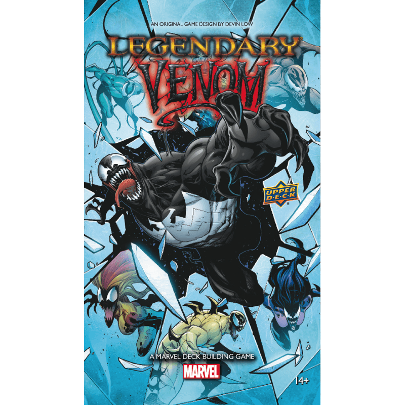 Legendary: A Marvel Deck Building Game – Venom