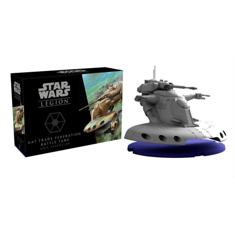 Star Wars: Legion – AAT Trade Federation Battle Tank Unit Expansion (PRE-ORDER)