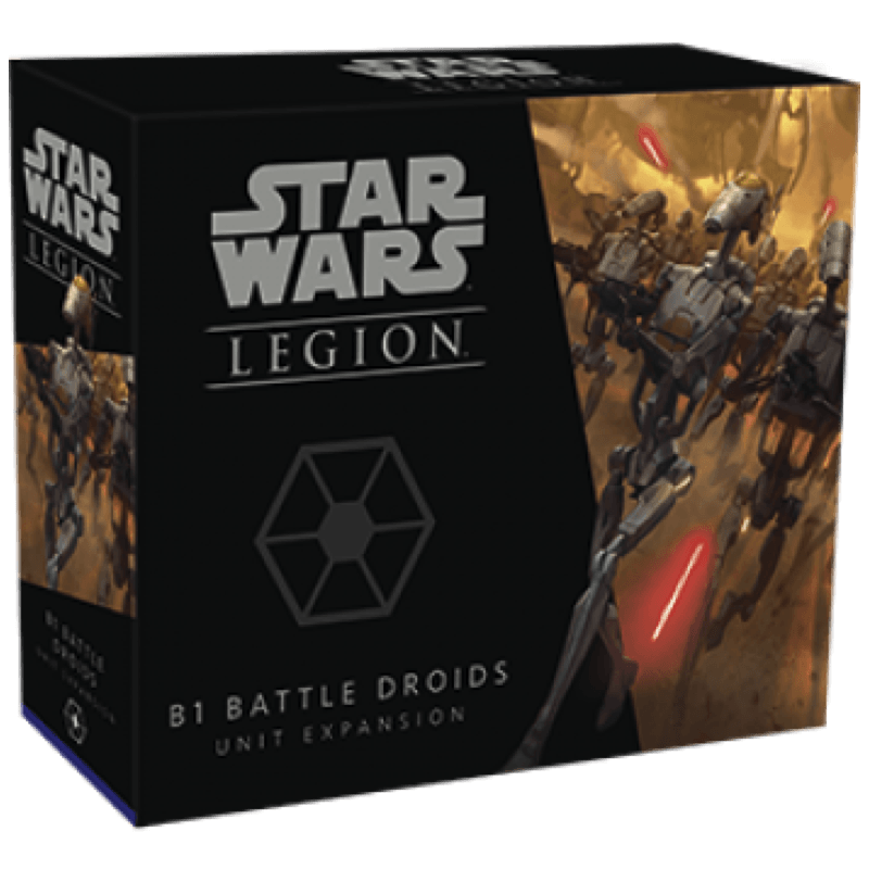 Star Wars: Legion – B1 Battle Droids Unit Expansion