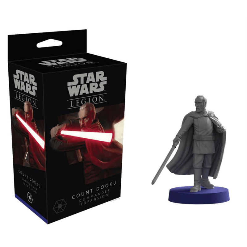 Star Wars: Legion – Count Dooku Commander Expansion (PRE-ORDER)