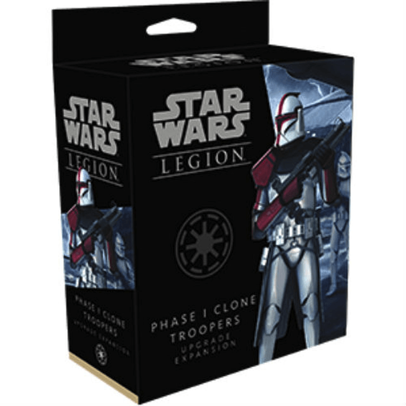 Star Wars: Legion – Phase I Clone Troopers Upgrade Expansion