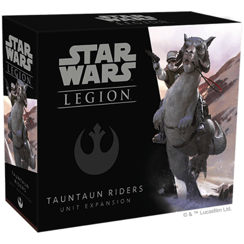 Star Wars: Legion – Tauntaun Riders Unit Expansion