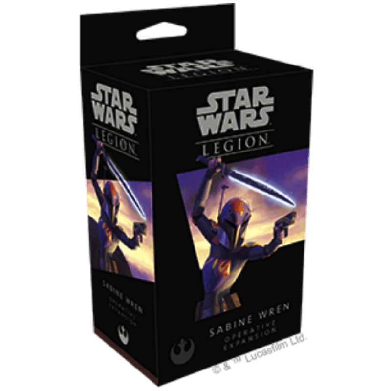 Star Wars: Legion – Sabine Wren Operative Expansion