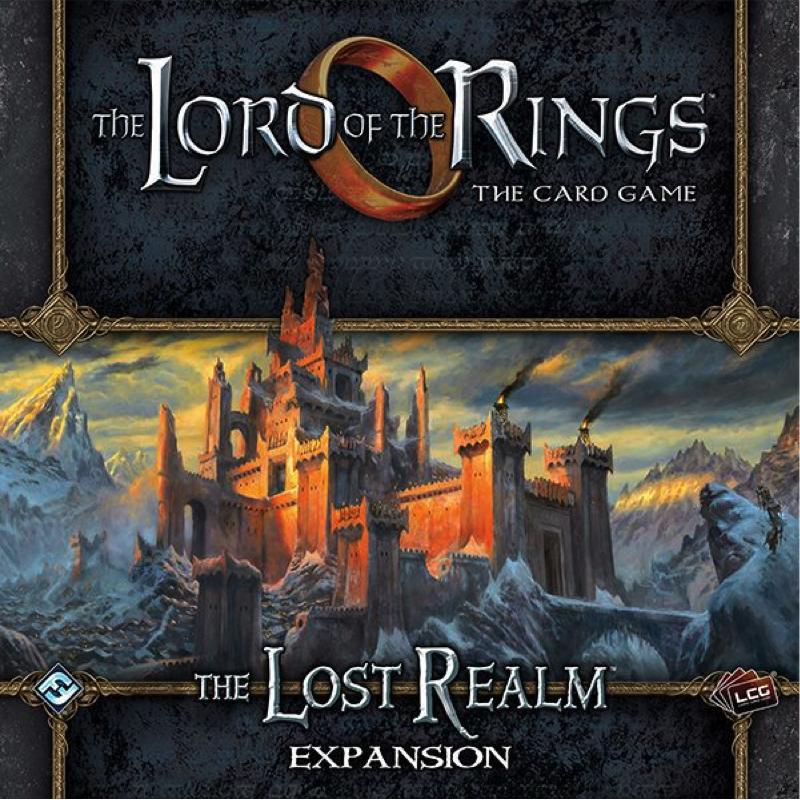 The Lord of the Rings: The Card Game – The Lost Realm