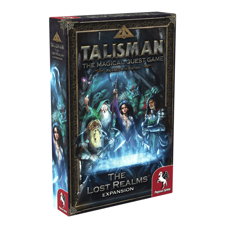 Talisman: The Lost Realms (Expansion)