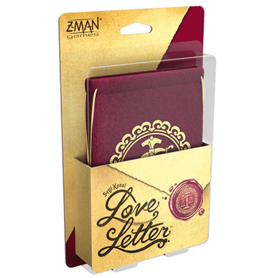 Love Letter (clamshell packaging)